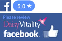 Daisy Vitality Five Star ★★★★★ Reviews on Facebook